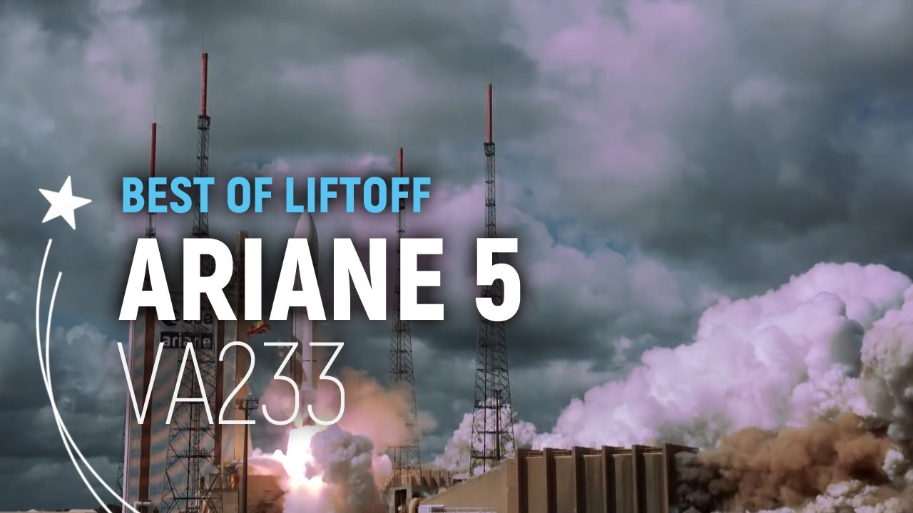 8 fascinating facts about an Ariane 5 rocket launch