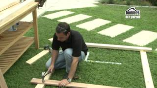 Builders Diy: Designing Your Garden - Building A Arch