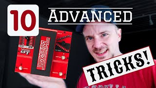 10 Advanced Digitech Whammy Tricks