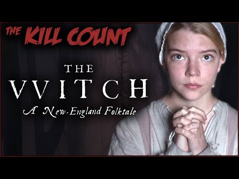 The Witch (2015) KILL COUNT