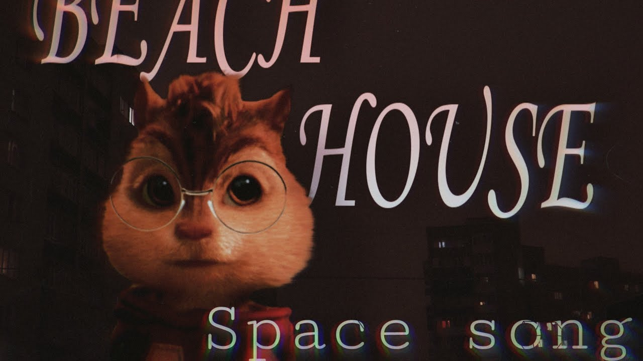 chipmunks- space song