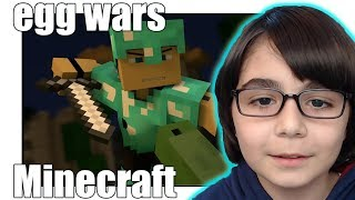 EGG WARS DERSİ | Minecraft: Egg Wars BKT