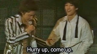 """SEUNGRI SCREAMS """"TAKE IT OFF!"""" WHEN GD GET NAKED ON THE REAL CONCERT 2006 ♥"""