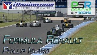 iRacing Formula Renault 2.0 - No me esperaba esto