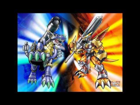 Digimon - Wenn das Feuer in dir brennt (orginal)