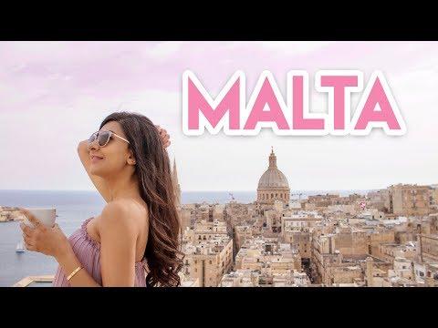 Lost in Malta! | Cassie Samji Vlog
