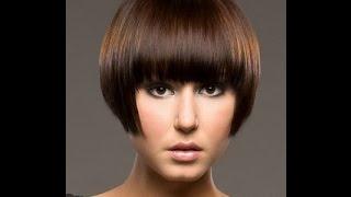 видео Прическа боб на короткие волосы. 4 фото