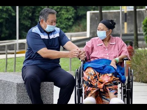 [TERKINI] Ani Yudhoyono Meninggal Dunia