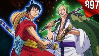 [ENDLICH] Nach 118 One Piece Folgen Ruffy & Zoro WIEDER VEREINT