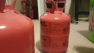 How to recycle a helium tank (Balloon Time)