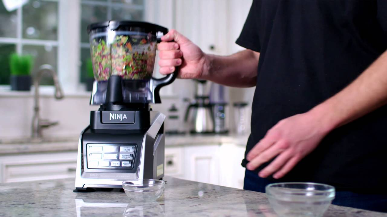 Nutri ninja blender system with auto iq technology - Nutri Ninja Blender System With Auto Iq Technology 24