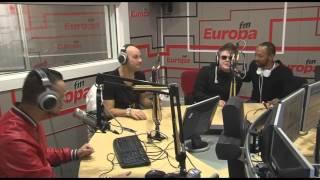 Alb Negru feat. Ralflo & Rares - Mi-e sete de tine LIVE in Europa Express la Europa FM