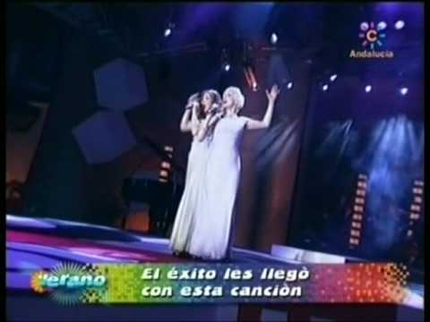 Cancion espanola : Las Grecas (Carmela + Malicia) - Estoy amando locamente (fragmento)
