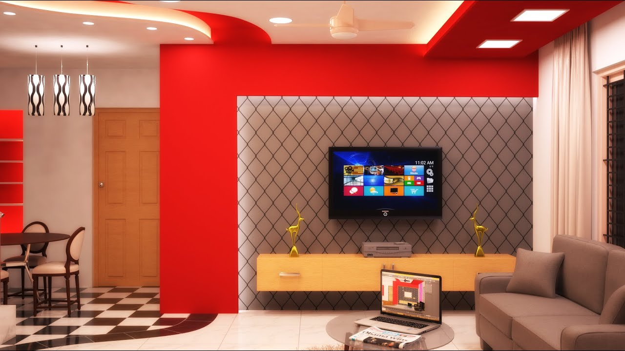 3ds Max Free File For Download Living Room Youtube