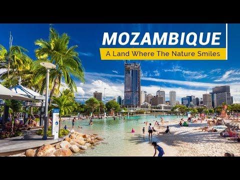 Mozambique visa.