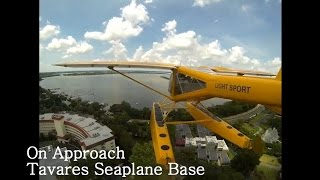 light sport amphibian flight near deland fl and tavares seaplane base