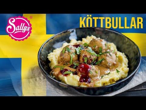 Köttbullar selbstgemacht / Schwedisches Rezept / IKEA nachgemacht / Sallys Welt