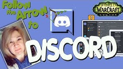 How to use discord for a world of warcraft guild