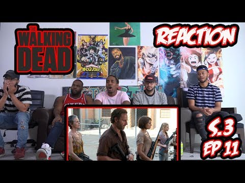 "The Walking Dead Season 3 Episode 11 ""I Ain't A Judas"" Reaction/Review"