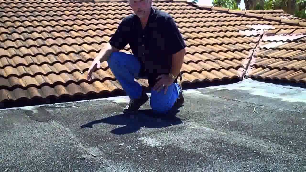 Water Ponding On Improper Miami Roof Repairs. Joe Ward & Water Ponding On Improper Miami Roof Repairs - YouTube memphite.com