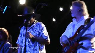 "2010-08-27 Mac Arnold & Plate Full O' Blues ""Nothin' to Prove"""
