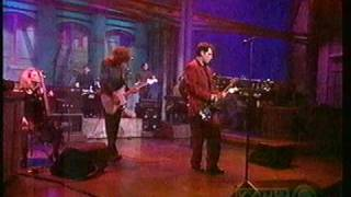 The Afghan Whigs Going To Town live on Letterman