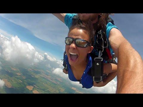 My Daughter's Parachute Failed! (Cut-Away)