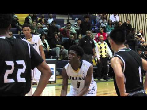 High School Basketball: Long Beach Millikan vs. LB Cabrillo