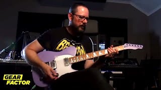 Emperor Legend Ihsahn Plays His Favorite Riffs