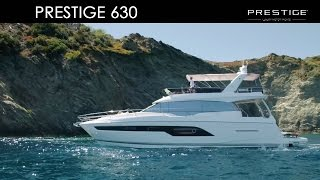 PRESTIGE 630 - Presentation - Luxury yachts by prestige