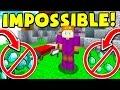 MOST IMPOSSIBLE MINECRAFT BED WARS CHALLENGE! (Minecraft Trolling)