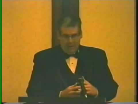 Nebula Awards Weekend 2000: Scott Edelman introduces the Best Short Story Category