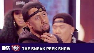 Affion Crockett RETURNS to 'Wild 'N Out' & It's Not Pretty | The Sneak Peek Show | MTV