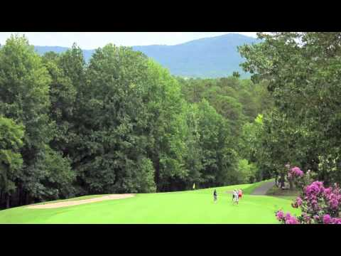 Golf in Hot Springs Village the Very Best