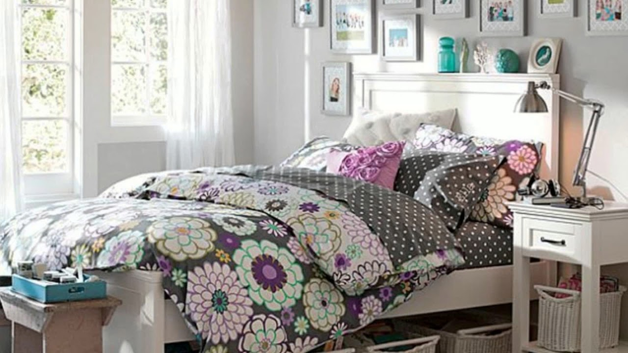 🔝 Best Bedroom Decorating Ideas 2018 | DIY Tumblr Room For ...