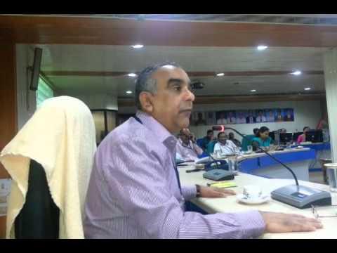 30-10-2014: CGM AP on Vigilance Awareness week AP Telecom, Nampally, Hyderabad