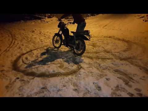 Karlı Yol Drift