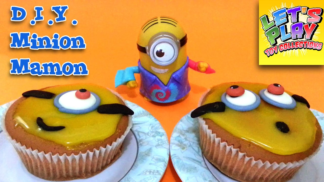 Minions Monde Mamon It Yourself Minions Sponge Cake Youtube