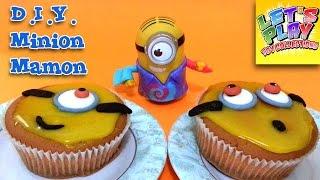Minions Monde Mamon-it-yourself Minions Sponge Cake