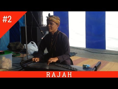 RAJAH | Kacapi Tembang Sunda | Kang Kurnia