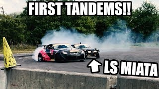 the-ls-miata-finally-rips-and-it-s-epic-first-tandems-and-4th-gear-smoke-show