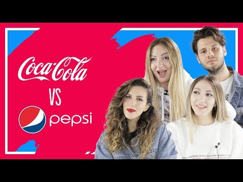 Coca Cola mı Pepsi mi?