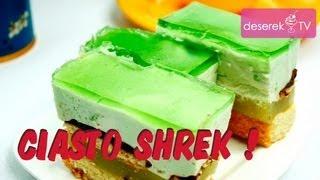 Ciasto Shrek - Deserek.TV