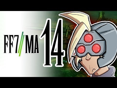 Final Fantasy VII: Machinabridged (#FF7MA) - Ep. 14 - Team Four Star