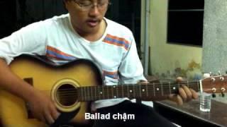 Điệu Ballad - Tấm lòng