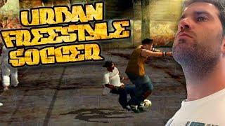 ¡¡ ESTO SI QUE ERA UN JUEGO DE FÚTBOL CALLEJERO !! | Urban Freestyle Soccer (PS2 Gameplay)