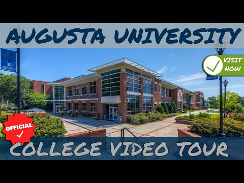 Augusta University Campus Video Tour