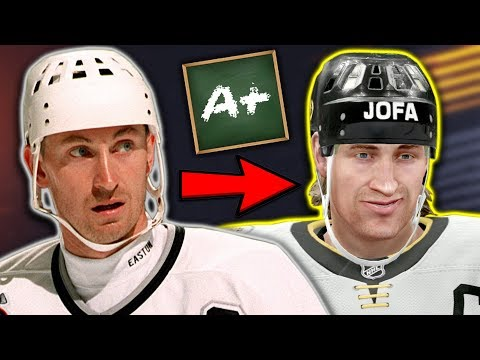 Do NHL Legends Look Like Themselves in NHL 19?