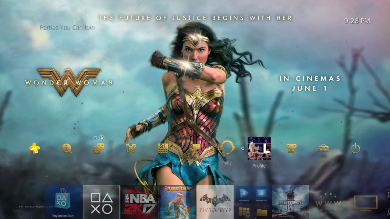 The best free dynamic themes for PS4 | GamesRadar+