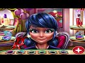 Ladybug Gliiter Makeup, Makeup Games for Girls